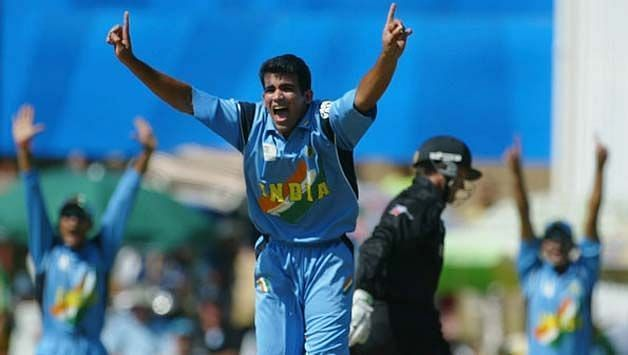 Zaheer Khan was the most successful Indian bowler in the 2003 World Cup