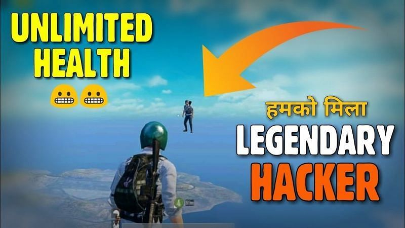 PUBG Mobile unlimited health (Source: Gamexpro/YT)