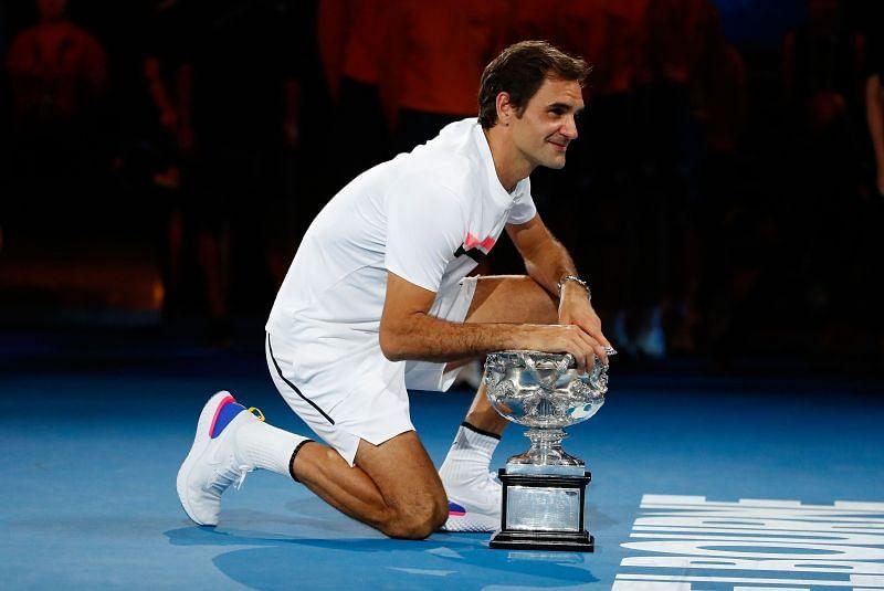 Roger Federer ending his association with Nike in 2018