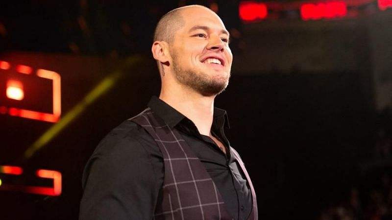 Baron Corbin was responding to some criticism from WWE fans on Twitter (Pic: wwe.com)