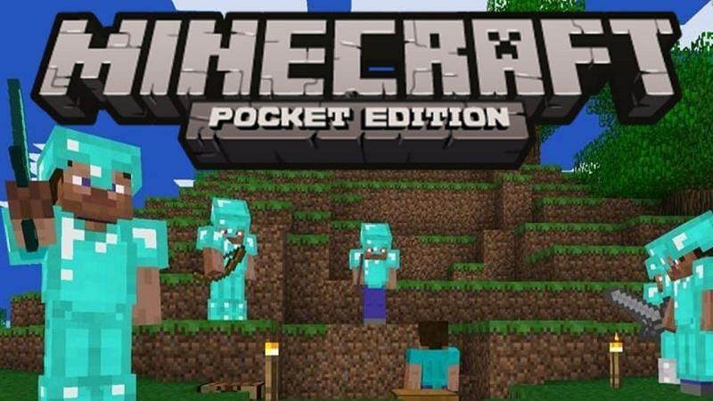Minecraft PE (Image via Sportskeeda)