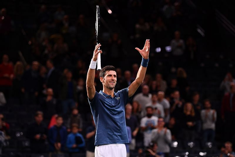Novak Djokovic Donates 5 5 Million To Healthcare Department Christian Charities
