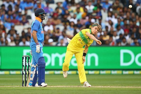 Adam Zampa is the most successful leg-spinner against Virat Kohli.