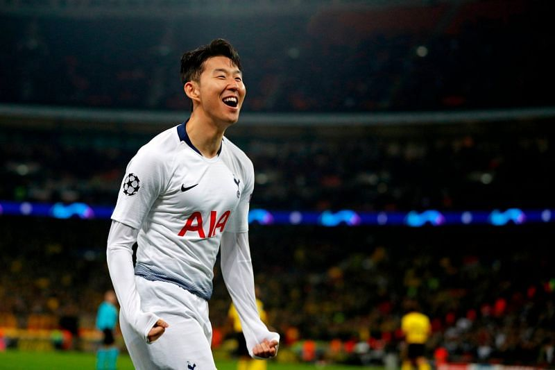 Son Heung-Min has established himself as one of the best players in the Premier League