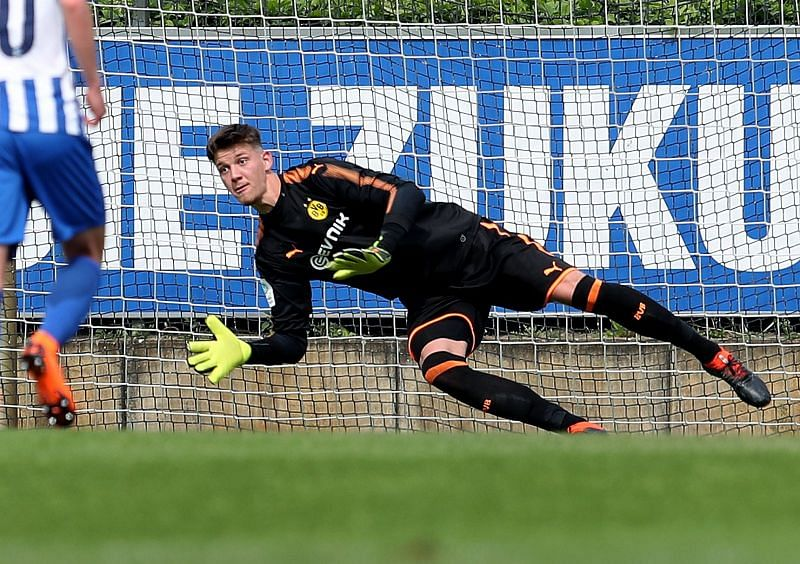 Hupe would most certainly have to leave Dortmund to find first team football.