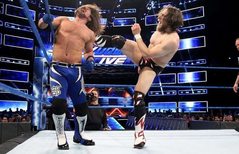 Daniel Bryan and AJ Styles should have a lengthy rivalry