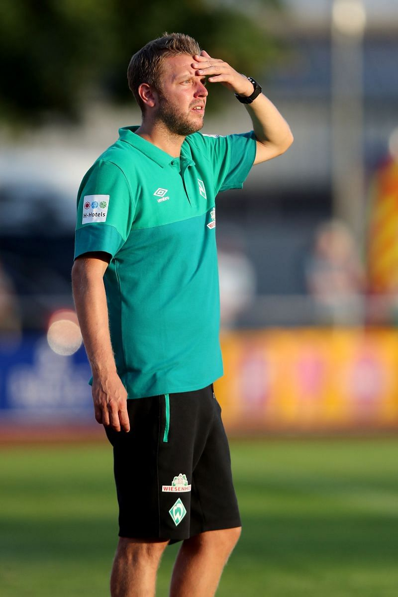 Kohfeldt came through the coaching ranks at SV Werder Bremen and is trusted by the board