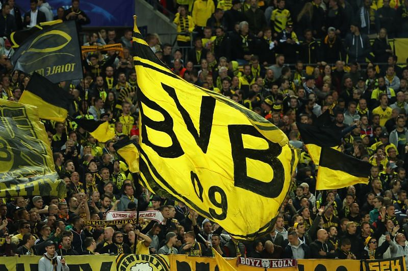 The Yellow Wall will not be a part of the Revierderby this weekend