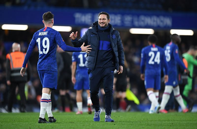 Frank Lampard has done a superb job in his debut season in the Premier League