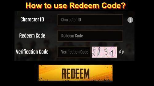 PUBG Mobile में रिडीम कोड्स को कैसे उपयोग करें?