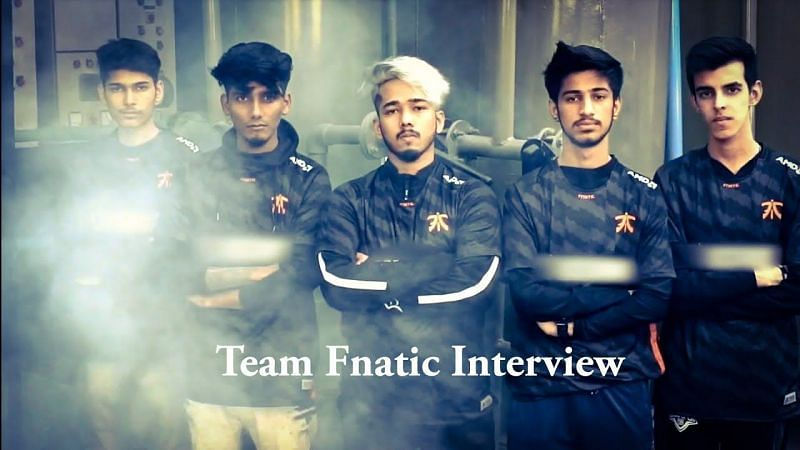 Fnatic Current Roster