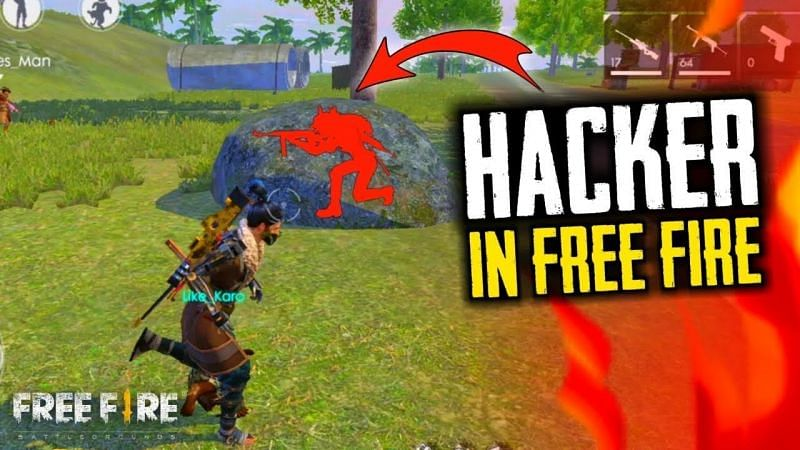 Hackers in Free Fire tournament (Credits: Total Gaming)