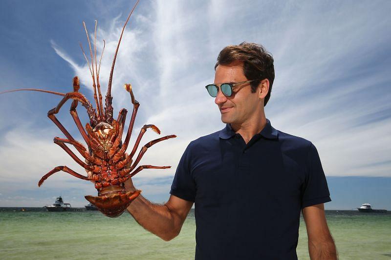 Roger Federer is the face of many popular brands