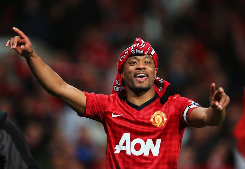 Patrice Evra had a trophy-laden eight-year stint at Manchester UnitedN
