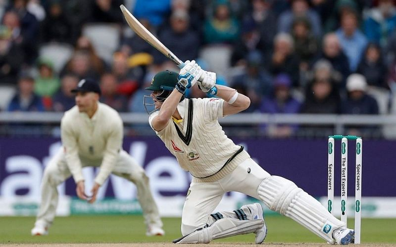 Steve Smith - The number one Test batsman in the world