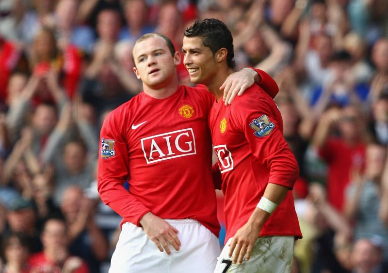 Manchester United enjoyed Wayne Rooney and Cristiano Ronaldo at their brilliant best