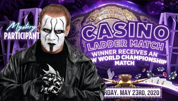The Casino Ladder Match at AEW Double or Nothing has one spot open. Who will be the mystery entrant?