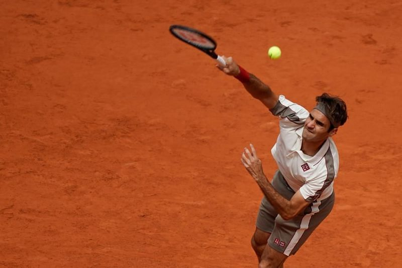 Roger Federer S Serve Is Not The Fastest But It S Perfect Diego Schwartzman