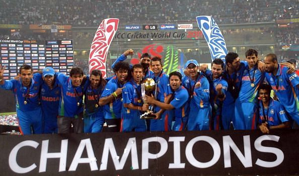 India won the 2011 World Cup after a wait of 28 years