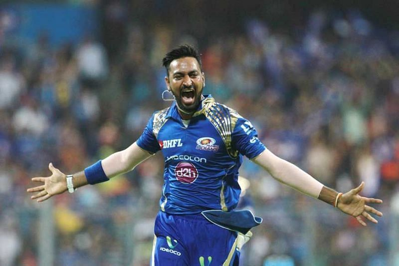 Krunal Pandya played a match-winning knock in the 2017 IPL final