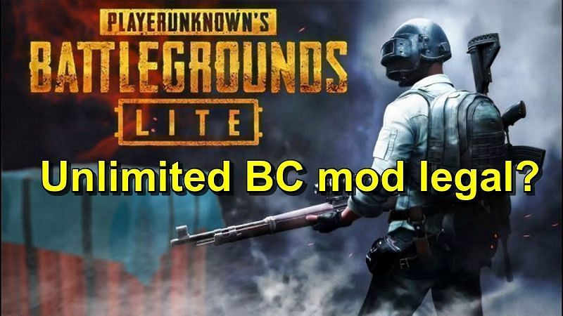 Unlimited BC mod is illegal