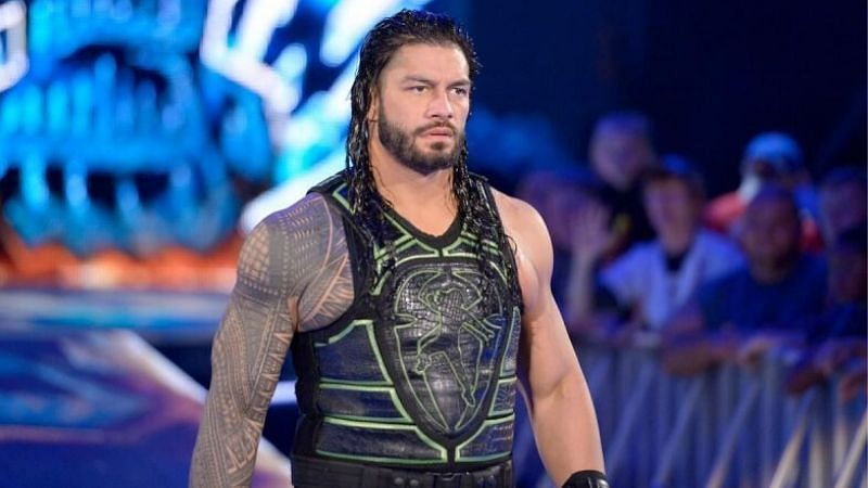 Roman Reigns paid tribute to Shad Gaspard on Twitter.