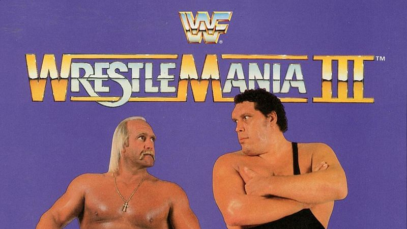 It was one of the biggest shows in sports-entertainment history.