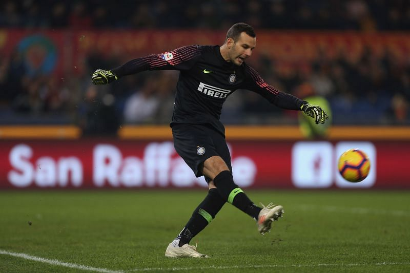 Handanović is a legendary figure both for club and country