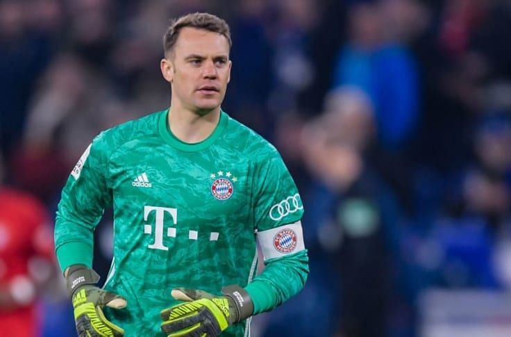 Manuel Neuer is still a force to be reckoned with