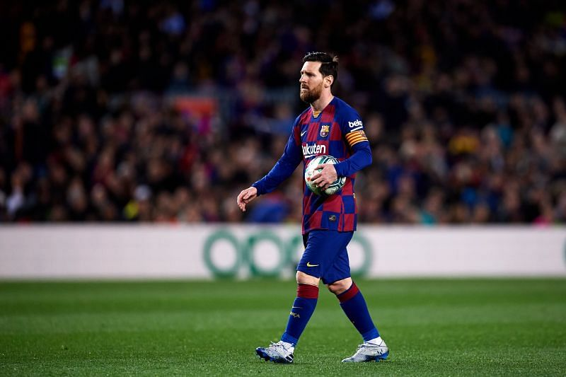 Lionel Messi has a staggering six Ballon d