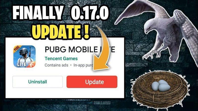 PUBG Mobile Lite 0.17.0 update OBB download