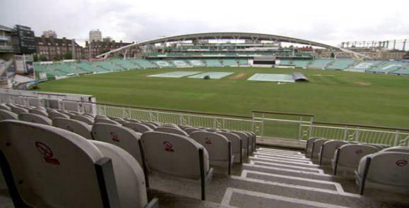 द ओवल क्रिकेट स्टेडियम