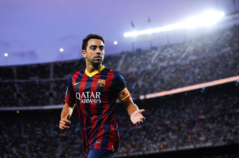 Xavi was phenomenal for Barcelona from day 1 to his last.