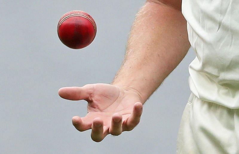 क्रिकेट गेंद