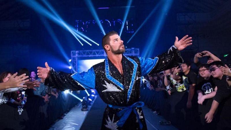 पूर्व NXT चैंपियन बॉबी रूड
