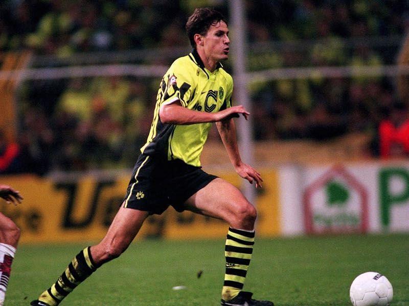 Borussia Dortmund legend and former Bundesliga top-scorer in a season