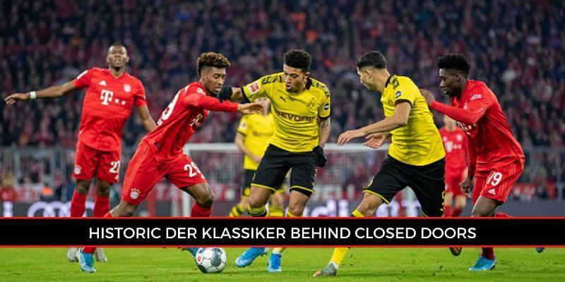 Borussia Dortmund V Bayern Munich Prediction Preview Team News And More Bundesliga 2019 20