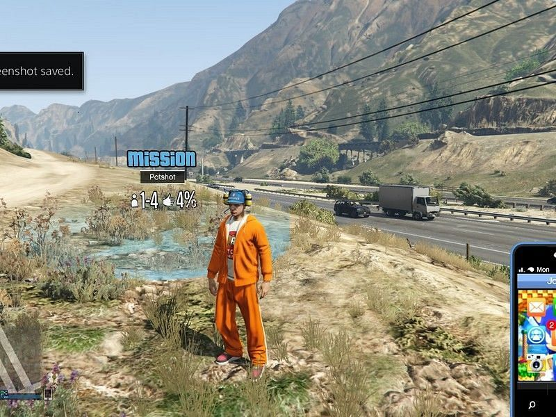 Missions appear in Freemode on the Map of GTA 5