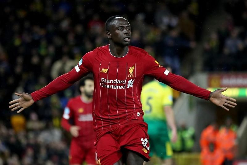Since the start of last season, Sadio Mane has been in a league of his own