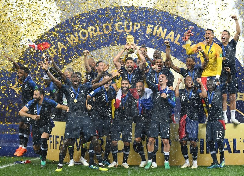 France won the 2018 FIFA World Cup in Russia.