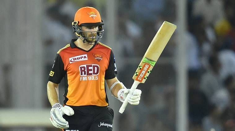 Kane Williamson won the Orange Cap in IPL 2018.