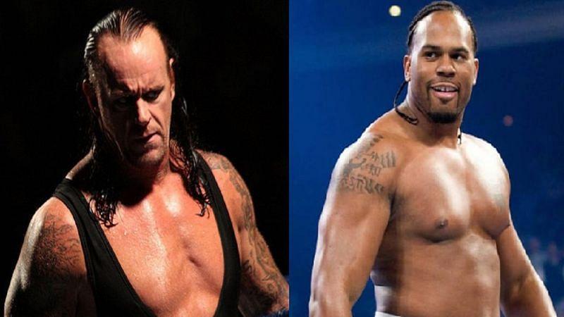 The Undertaker and Gaspard