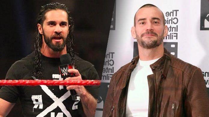 WWE के दो बड़े स्टार्स सैथ रॉलिंस और सीएम पंक