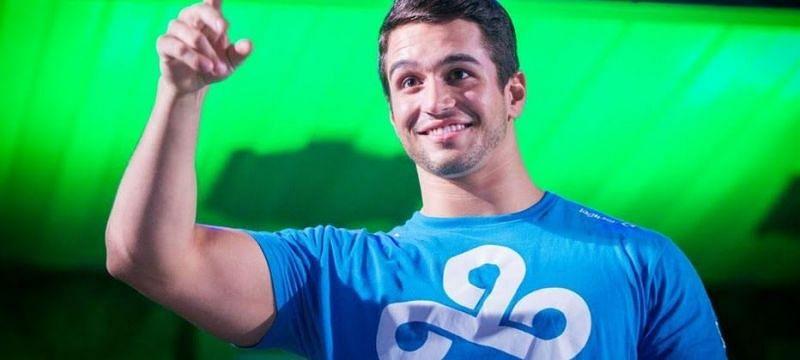 Ryan Abadir (Pic taken from Win.gg)