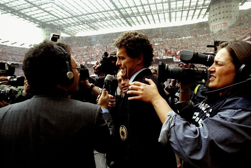 Fabio Capello delivered success with AC Milan during the 1990