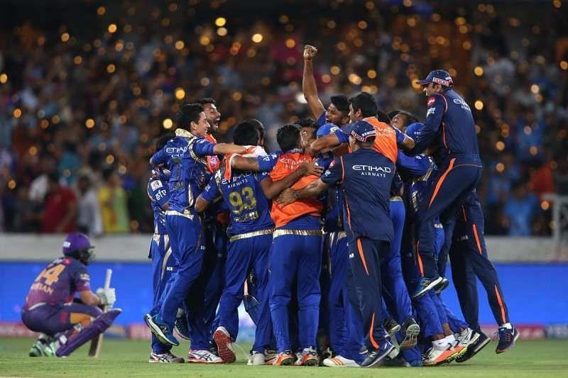 रोहित शर्मा की कप्तानी में मुंबई इंडियंस ने चार खिताब जीते हैं