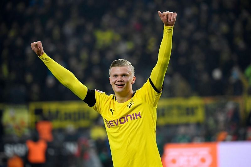 Dortmund will once again look up to Erling Haaland for goals against Bayern