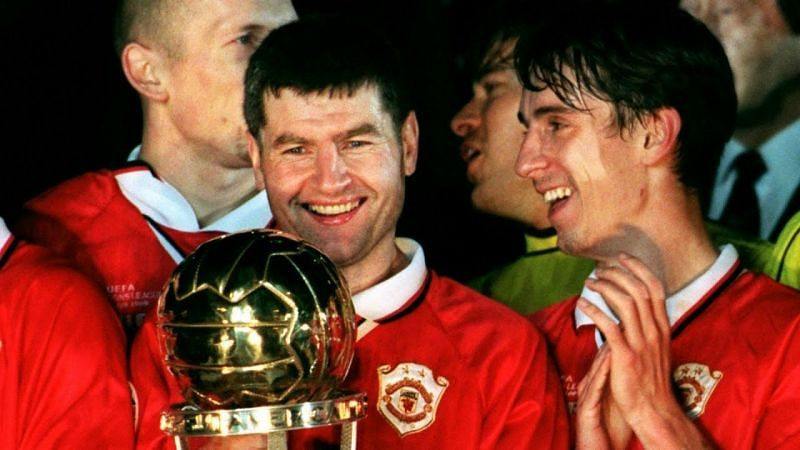 Denis Irwin has been hailed as Manchester United