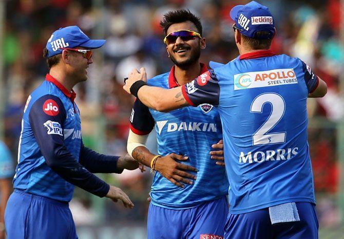 Axar Patel heaped praise on his IPL skipper Shreyas Iyer