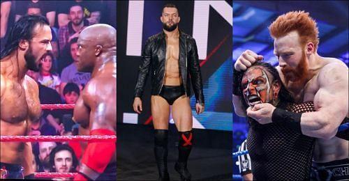 रॉ, स्मैकडाउन & NXT